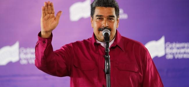 """De 194 países, solo nueve reconocieron el """"triunfo"""" de Maduro"""