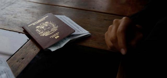 En vigencia costo del pasaporte a 7.200 y la prórroga a 3.600 bolívares