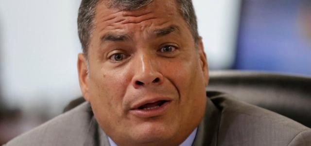 Interpol tiene hasta #23Oct para decidir sobre alerta roja contra ex presidente Rafael Correa