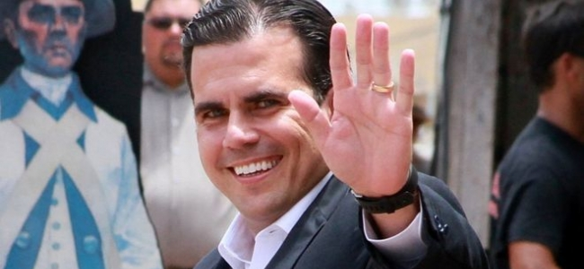 """""""Ricky"""" Roselló, el gobernador de Puerto Rico acorralado por el escándalo del chat homófobo"""