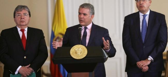 Gobierno de Iván Duque otorga nacionalidad colombiana a niños de padres venezolanos