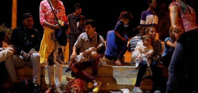 Perú elevará control en fronteras para evitar el ingreso ilegal de migrantes venezolanos