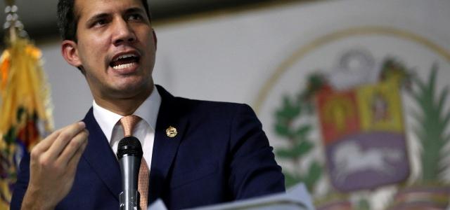 Guaidó llamó a marchar el 16 de noviembre ante la emergencia humanitaria que vive Venezuela